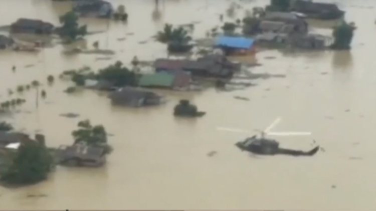 Devastating flooding in South to cost over 100 billion | Samui Times