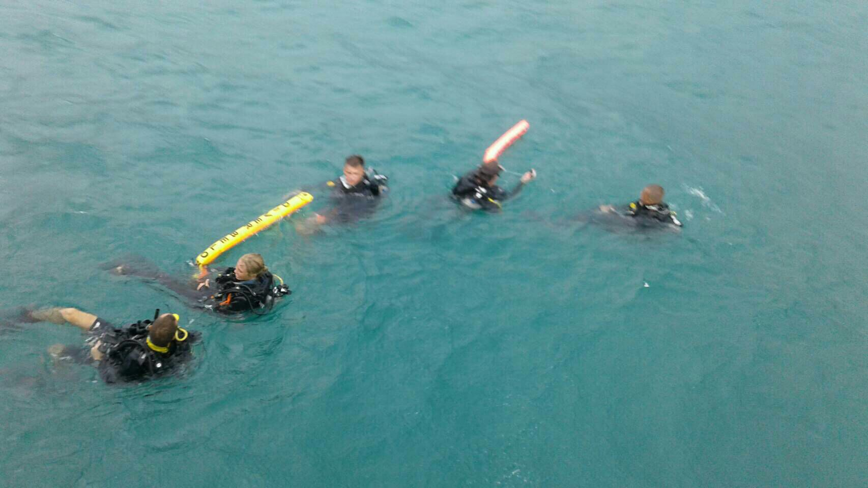 Bad Weather Disrupts Search For Japanese Diver off Koh Phangan | Samui Times