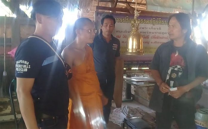 Monk Accused of Hosting Teen Meth Parties at Temple | Samui Times