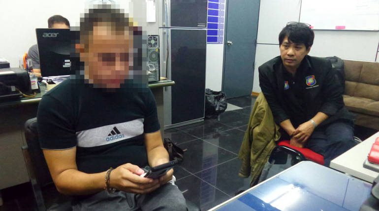 Swedish con man arrested after claiming he was robbed at knife point in Chiang Mai | Samui Times