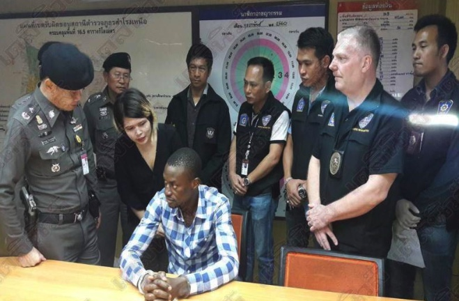 "Nigerian arrested with ""ice"" hidden in model boats 