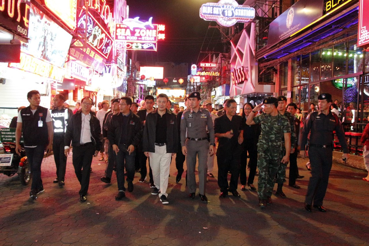 "Tourism bigwigs upbeat about Pattaya future saying it is a resort of a ""world standard"". 