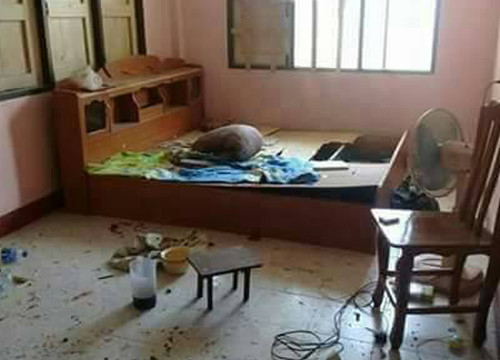 Three teens blow themselves up making homemade bombs | Samui Times