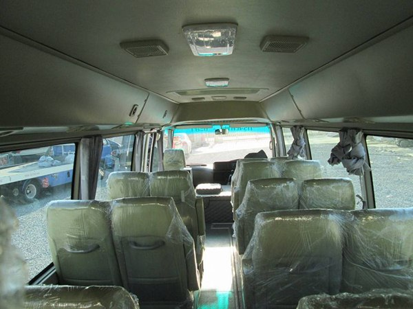 Minivans out minibuses in! Face of the future of Thai travel revealed | Samui Times