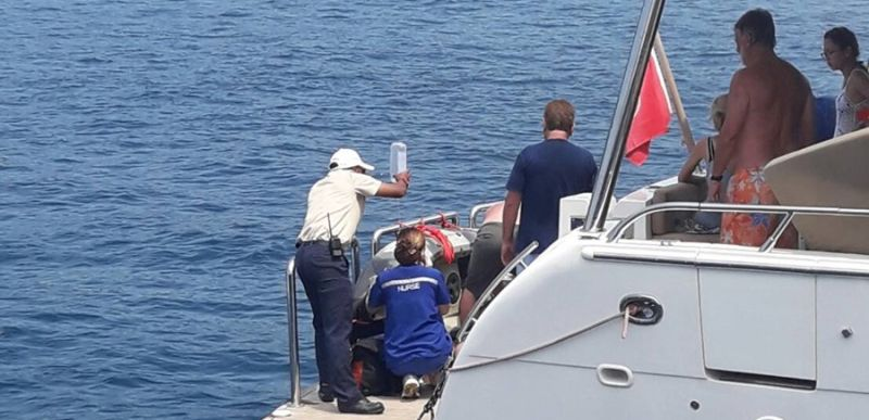 British man, 60, passes out, hits head and dies during boat trip off Phuket | Samui Times