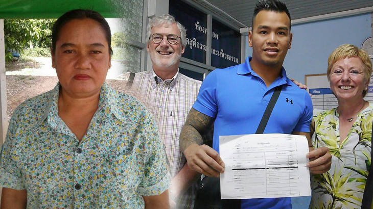 """""""The doctors told me he was dead!"""" Thai mum looks set to be reunited with her long lost 29 year old son 