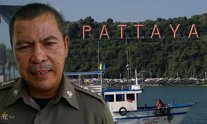 """Tourists come to Pattaya for nature not sex"" says police chief as British businessmen blamed 