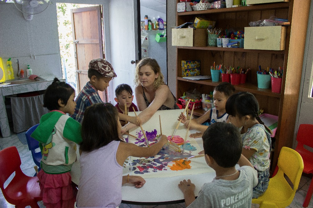 Not for profit school on Koh Tao raises US$33,000 in 1 day! | Samui Times