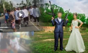 Shotgun wedding: man killed after revelers shoot in the air   News by Samui Times