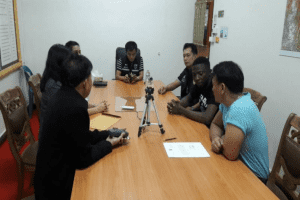 Brian the Cameroonian English teacher gets a D minus  - deportation minus a job | News by Samui Times