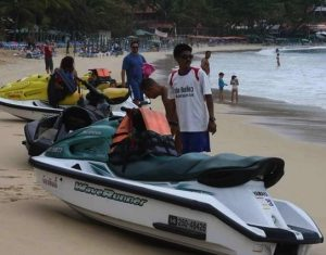 Those jet-skis again - Australian media cites L.O.S. Thailand as Land of Scams | News by Samui Times