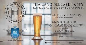 American-style craft beer from Vietnam finally arrives in Koh Samui | News by Samui Times