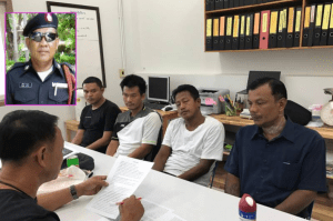 Koh Phangan tourist businesses furious as warrant issued for arrest of policeman who robbed two Russian holidaymakers | News by Samui Times