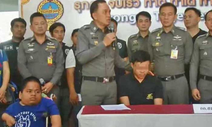 Callous thief who preyed on handicapped lottery ticket sellers arrested | Samui Times