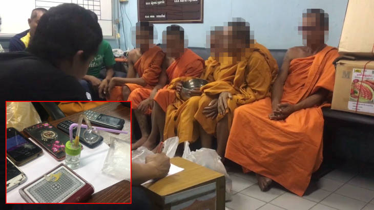 Just because you are bald and wear orange doesn't make you a monk… | Samui Times