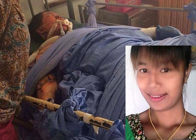 Thai Man Sets Wife on Fire for Posting Selfies on Facebook | Samui Times