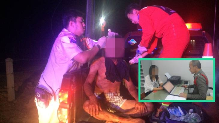 Man enters widow's house in Roi-Et and gets more than he bargained for | Samui Times