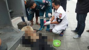 Man murders his elder brother in the street when denied money for booze | News by Samui Times