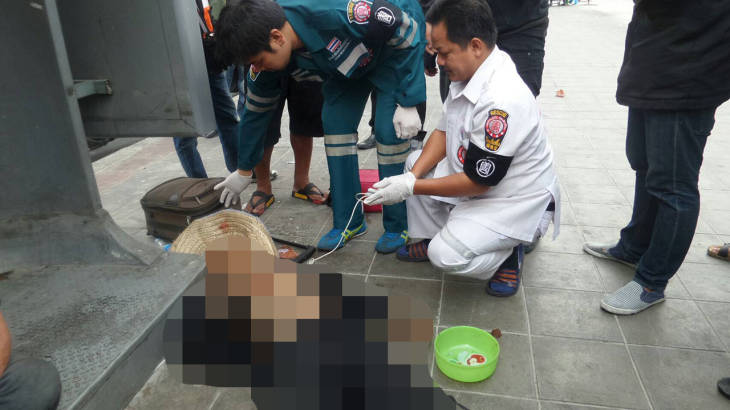 Man murders his elder brother in the street when denied money for booze | Samui Times