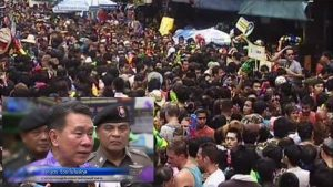 Khao Sarn Road Songkran latest: Water fights to go ahead as planned!   News by Samui Times
