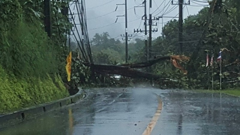 Met office: Severe summer storms to hit Thailand from Friday | Samui Times