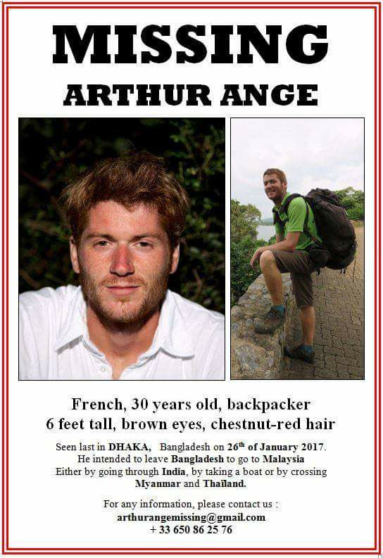 French Backpacker missing in Asia | Samui Times