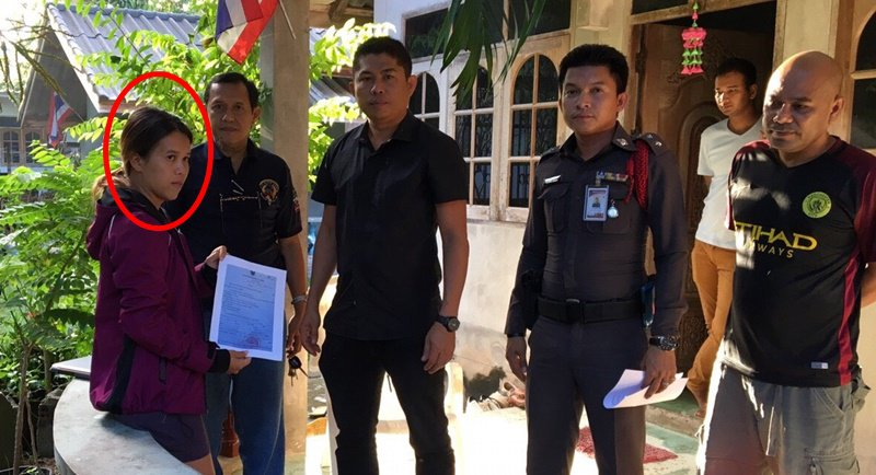 Phuket gold thief arrested in Songkhla | Samui Times