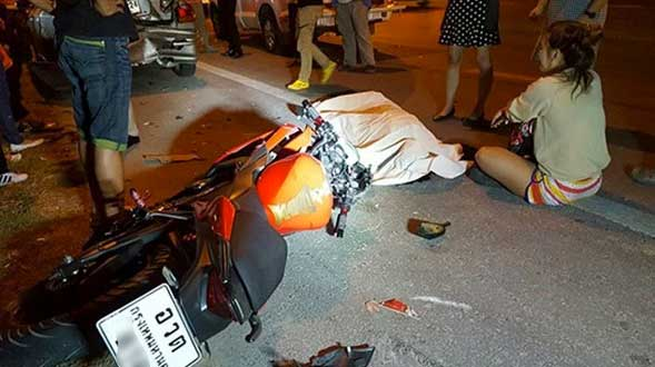 Motorbike accident deaths: Thailand number one in the world | Samui Times