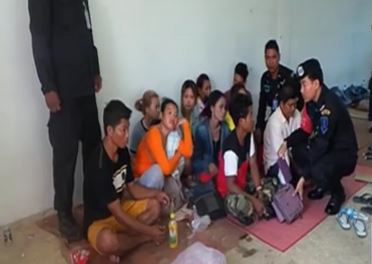 65 Cambodians rescued after entering Thailand illegally | Samui Times