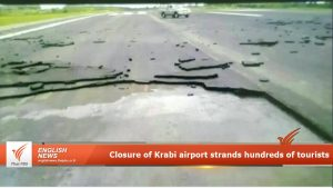 Closure of Krabi airport strands hundreds of tourists | News by Samui Times