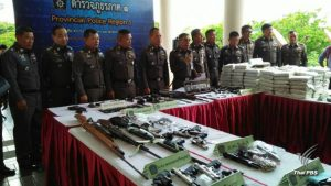 Nationwide crime crackdown before Songkran | News by Samui Times