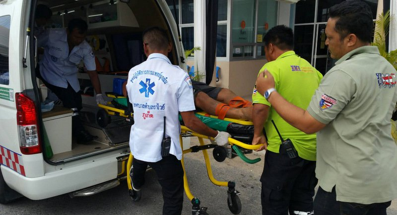Brit expat dead in Phuket from suspected garden electric shock | Samui Times