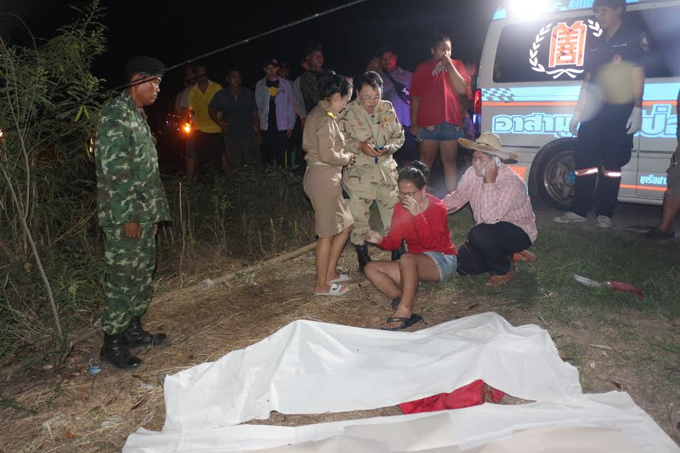 Come quickly there's been an accident – your husband is dead | Samui Times