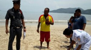 Phuket Police deem Brit death at Patong a drunken drowning | News by Samui Times