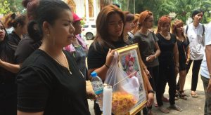 Phuket bids farewell to 11-month-old girl, hanged by father on Facebook   News by Samui Times