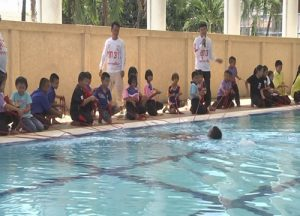 Korat kids learn water survival techniques as drowning deaths soar | News by Samui Times
