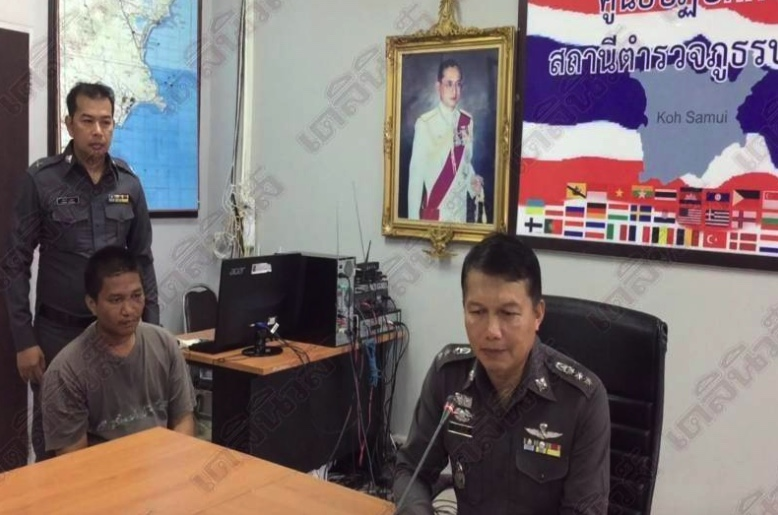 """""""Person of influence"""" in custody after brazen attack on Vietnamese student in Koh Samui restaurant 