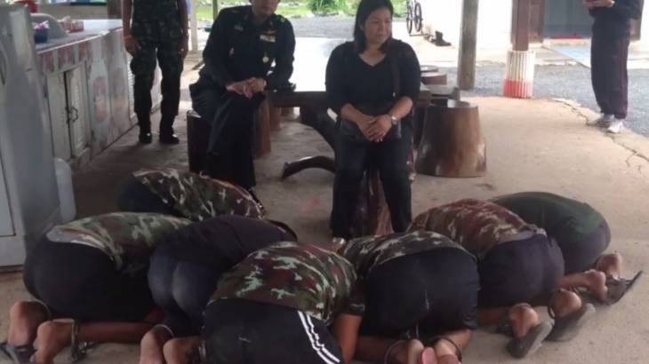 """Sorry for murdering your son – seven soldiers """"graap"""" dead conscript's grieving mum   Samui Times"""