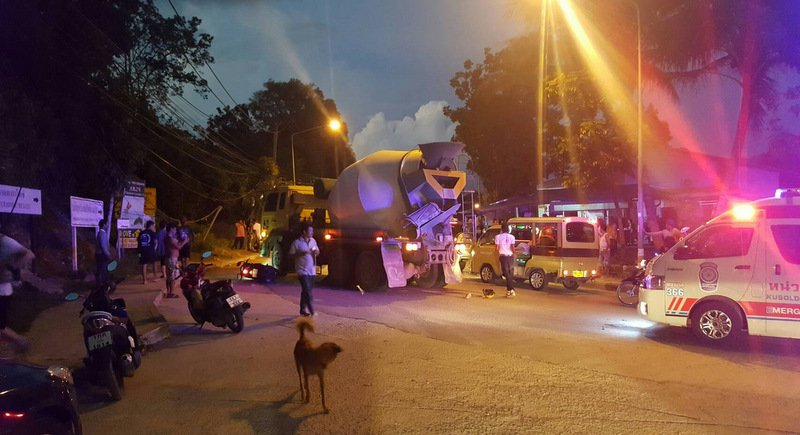 No charges for Phuket accident killing Aussie tourist | Samui Times
