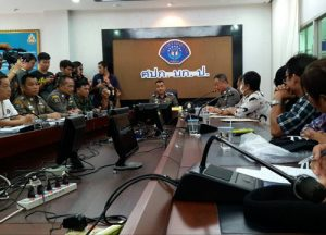 Six suspects in notorious travel scam report to police   News by Samui Times