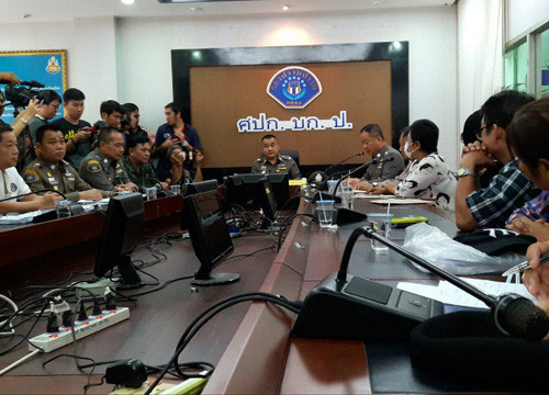 Six suspects in notorious travel scam report to police   Samui Times