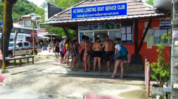 Krabi gets tourism boost for Songkran as visitors expected to spend a billion baht in the holidays   Samui Times