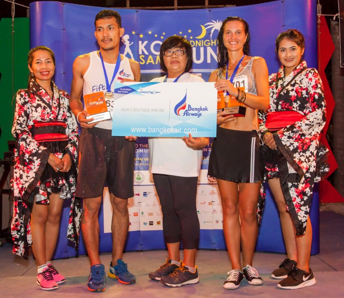 THANK YOU FOR PARTICIPATING AT THE 5TH KOH SAMUI THA CHARITY MIDNIGHT RUN | Samui Times