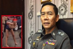 Topless women at Songkran face 5,000 baht fine say police   News by Samui Times
