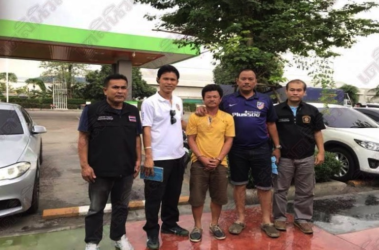 Taxi driver who stole from Brit at airport rounded up in Chaiyaphum | Samui Times