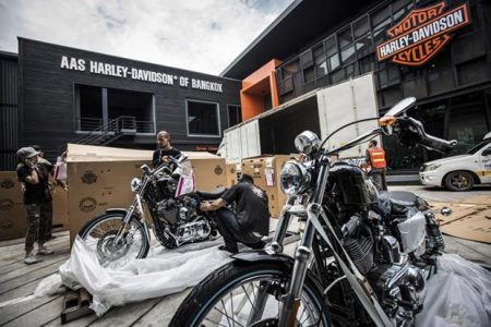 Iconic American Harley Davidson Motorcycles to be Made in Thailand | Samui Times