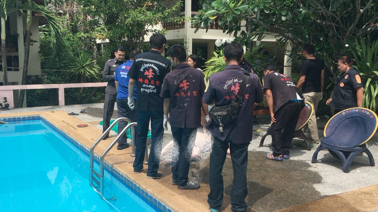 Body of Russian man found in pool at Koh Samui villa | Samui Times