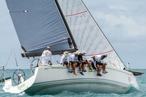 Challenging winds test tacticians' savvy on Day 4 of 2017 Samui Regatta | News by Samui Times