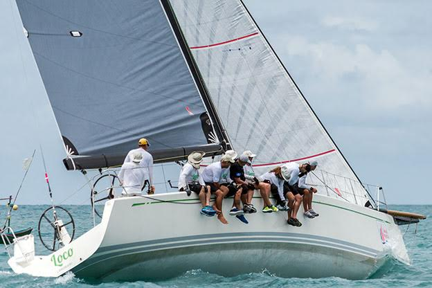 Challenging winds test tacticians' savvy on Day 4 of 2017 Samui Regatta | Samui Times