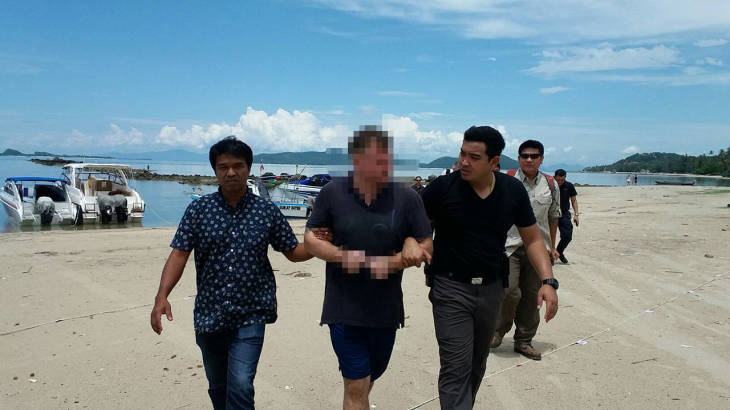 UK Drugs Baron arrested by Thai cops on Samui | Samui Times
